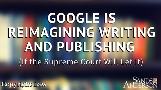 Google is Reimagining Writing and Publishing